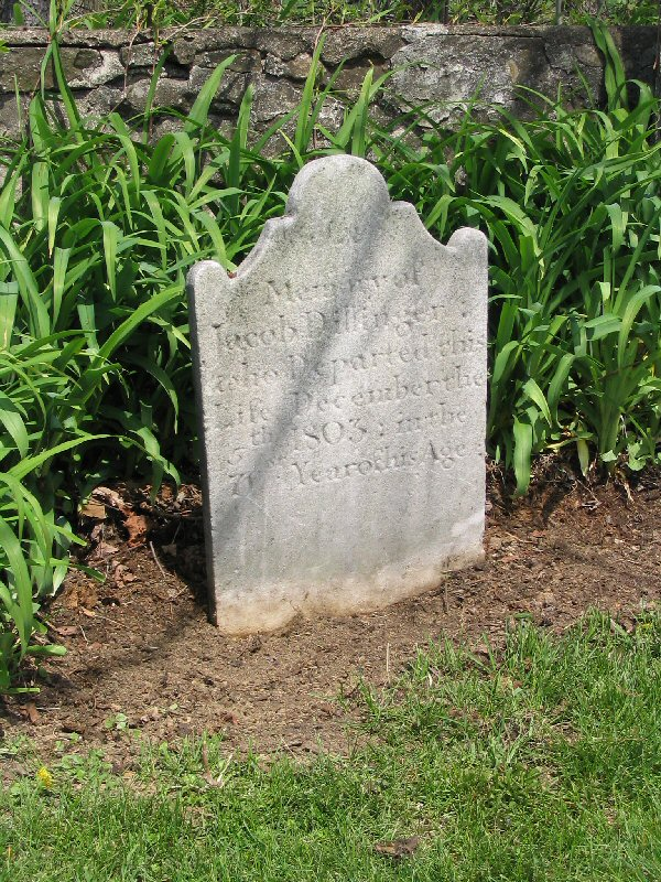 Old Tombstone 1