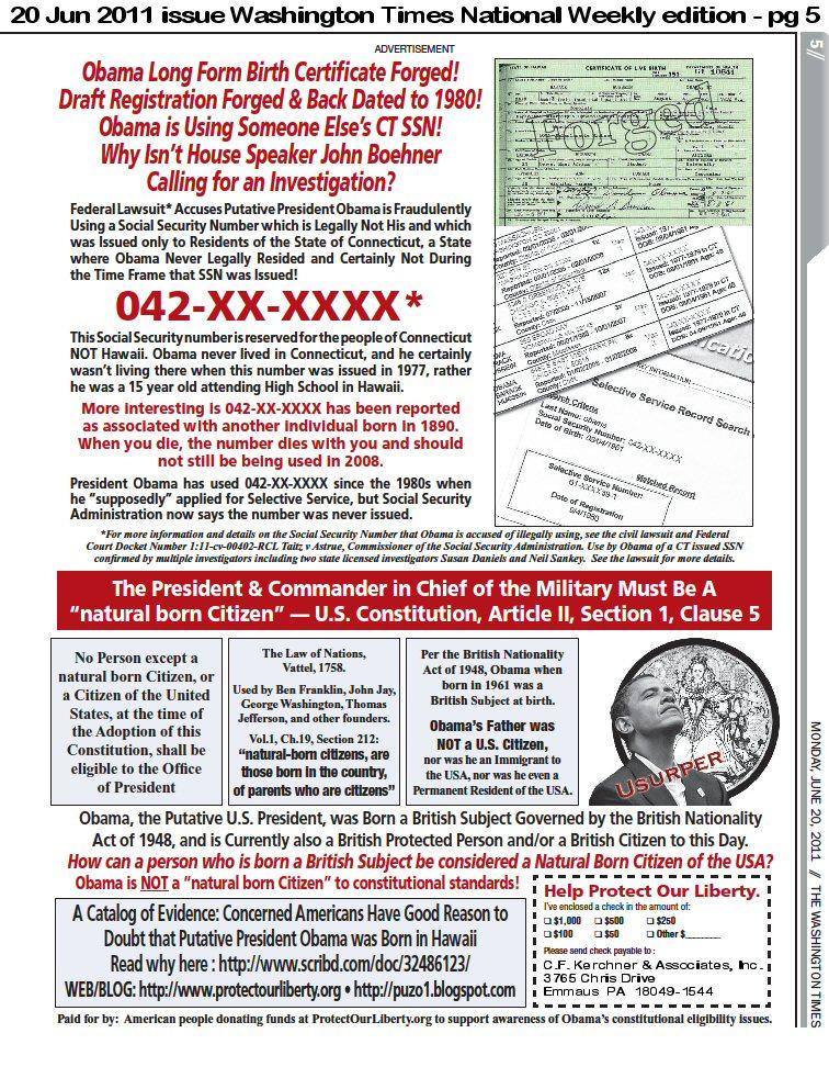 Speaker Boehner Investigate