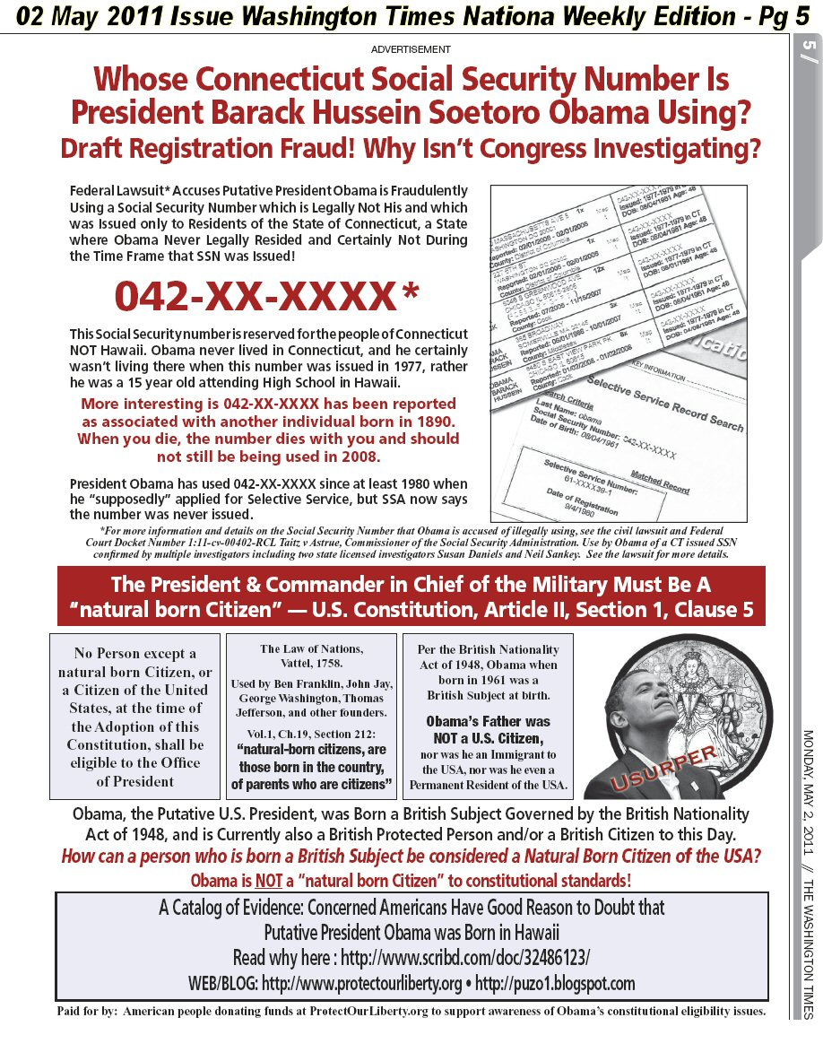 Obama Committed Draft Registration Fraud!